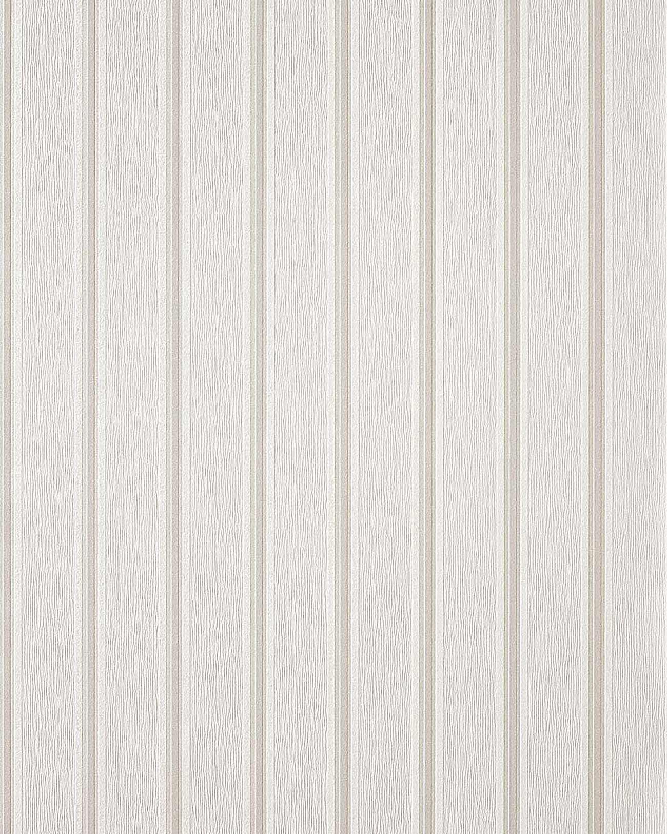 streifen tapete edem 112 30 stilvolle design tapete vinyltapete wei creme hell grau perlmutt. Black Bedroom Furniture Sets. Home Design Ideas