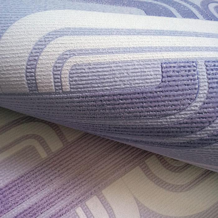 Retro tapete edem 038 24 retrotapete kult 70er jahre style for Tapete lila muster