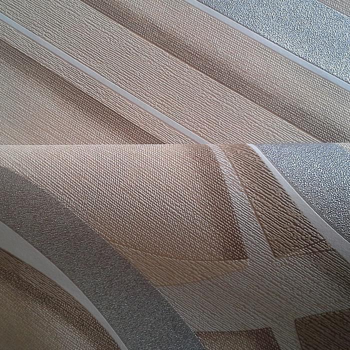 Streifen Tapete Vliestapete EDEM 602-91 XXL Designer Tapete 3D ...