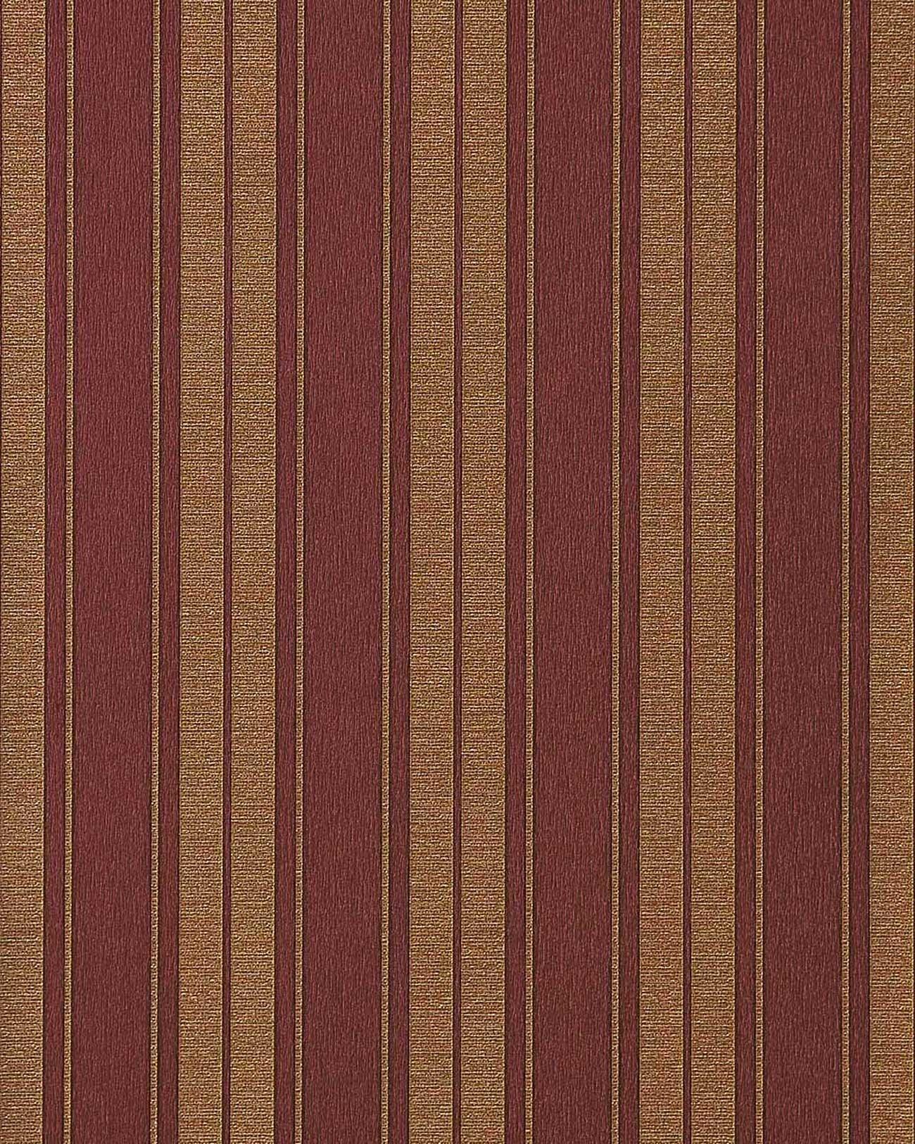 streifen tapete edem 709 36 hochwertige barock pr ge tapete wein rot gold platin kaufen bei e. Black Bedroom Furniture Sets. Home Design Ideas