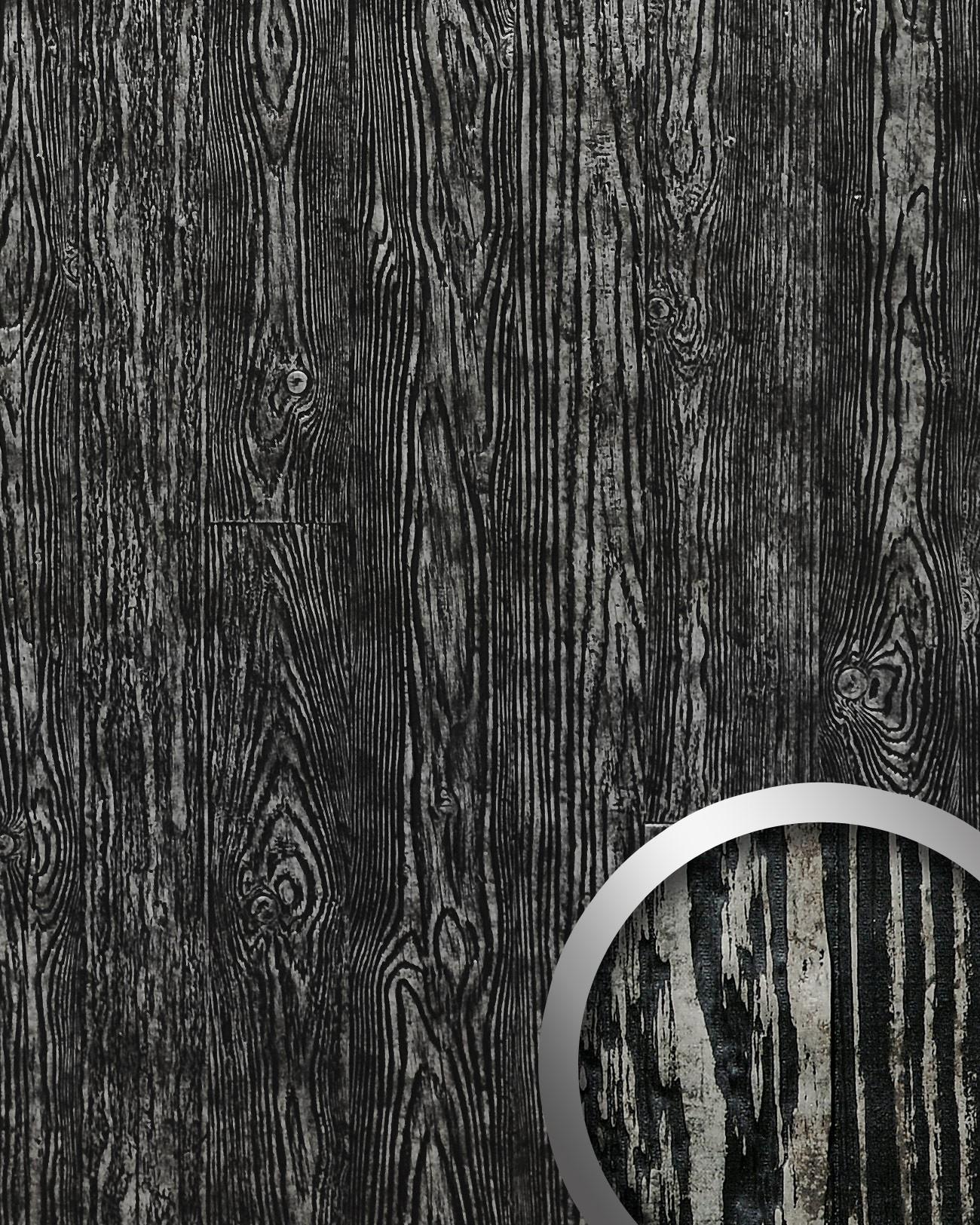 Tapete schwarz silber online bestellen bei yatego