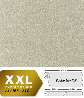 Stein Vliestapete EDEM 998-36 XXL Buntsteinputz Struktur Granit-Mosaikputz gesprenkelt kiesel-grau weiß 10, 65 qm