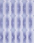 Retro Tapete EDEM 038-22 Retrotapete Kult 70er Style Designer Tapete hellblau fliederblau hell lila weiss dezente Glitzer