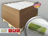 Renoviervlies Profhome 150 g Malervlies Anstrich-Vlies glatt überstreichbar weiß 1 Palette 1575 m2 84 Rollen