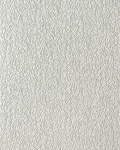 Uni Tapete EDEM 206-40 Dekorative Vinyl-Schaum-Tapete weiß crash putz optik | 7, 95 qm - 15 Meter Rolle