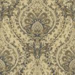 Barock Vliestapete FERUS 205-101 WILD Shabby chic fernöstlich beige-braun elfenbein 5, 33 qm