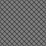 Mosaik Fliese massiv Metall Edelstahl gebürstet in grau 1, 6mm stark ALLOY Diamond-S-S-B 0, 91 m2