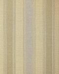 Streifen-Tapete EDEM 508-21 Schaumvinyltapete strukturiert in Textiloptik und Metallic Effekt safran-gelb perl-gold silber 5, 33 m2