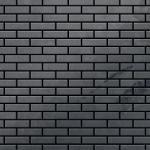 Mosaik Fliese massiv Metall Rohstahl gewalzt in grau 1, 6mm stark ALLOY PK-RS 0, 88 m2