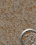 Wandpaneel Stein Optik WallFace 14805 LAVA Design selbstklebend kupfer-braun grau   2, 60 qm