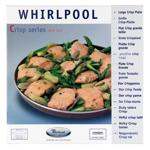 Whirlpool Crisp-Platte groß (Ø30,5cm) AVM305