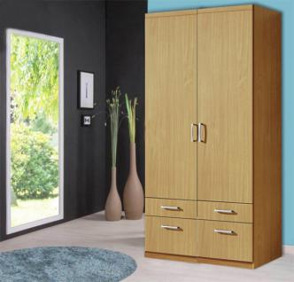 buche kleiderschrank online bestellen bei yatego. Black Bedroom Furniture Sets. Home Design Ideas