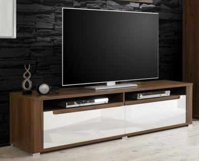 tv walnuss g nstig sicher kaufen bei yatego. Black Bedroom Furniture Sets. Home Design Ideas