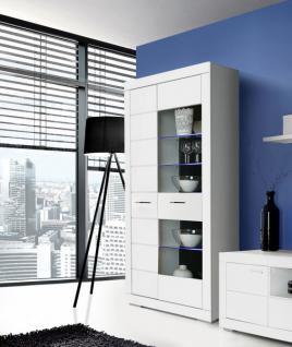 vitrine wei matt bestseller shop f r m bel und einrichtungen. Black Bedroom Furniture Sets. Home Design Ideas