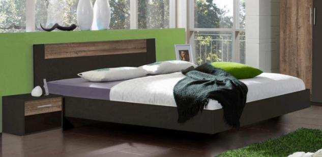 betten doppelbett modern g nstig kaufen bei yatego. Black Bedroom Furniture Sets. Home Design Ideas