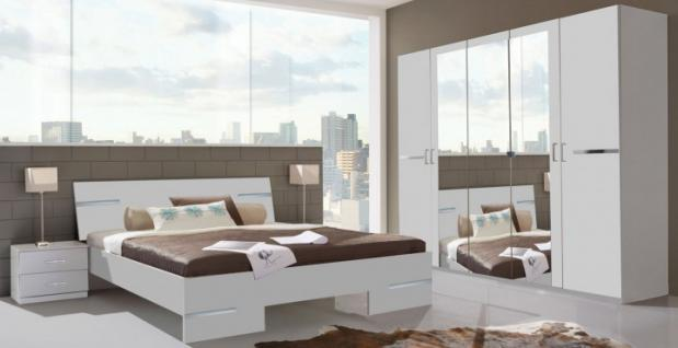 schlafzimmer komplett kleiderschrank online kaufen yatego. Black Bedroom Furniture Sets. Home Design Ideas