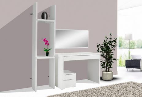 frisierkommode weiss online bestellen bei yatego. Black Bedroom Furniture Sets. Home Design Ideas