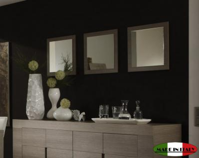 spiegel wandspiegel grau g nstig kaufen bei yatego. Black Bedroom Furniture Sets. Home Design Ideas