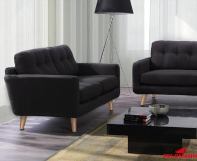 strukturstoff couch online bestellen bei yatego. Black Bedroom Furniture Sets. Home Design Ideas