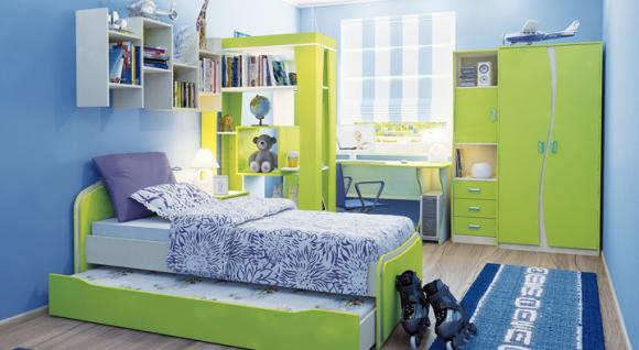 jugendzimmer gr n g nstig online kaufen bei yatego. Black Bedroom Furniture Sets. Home Design Ideas
