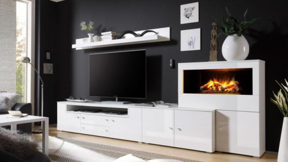 elektrokamine weiss online bestellen bei yatego. Black Bedroom Furniture Sets. Home Design Ideas