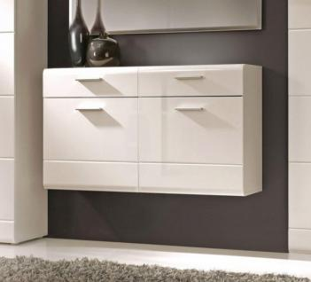 h ngeschuhschrank hochglanz wei g nstig bei yatego. Black Bedroom Furniture Sets. Home Design Ideas