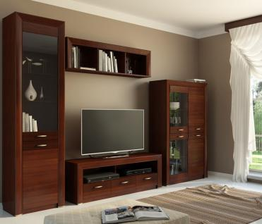 nussbaum wohnwand g nstig online kaufen bei yatego. Black Bedroom Furniture Sets. Home Design Ideas