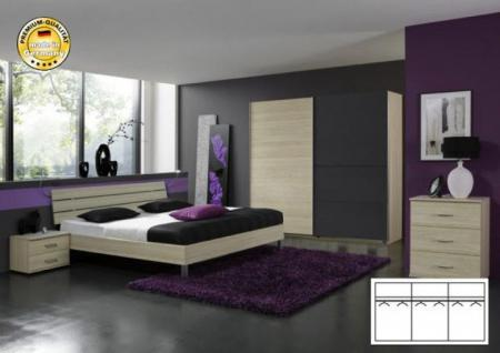 komplett schlafzimmer online bestellen bei yatego. Black Bedroom Furniture Sets. Home Design Ideas