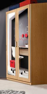 eckschrank mit spiegel online bestellen bei yatego. Black Bedroom Furniture Sets. Home Design Ideas