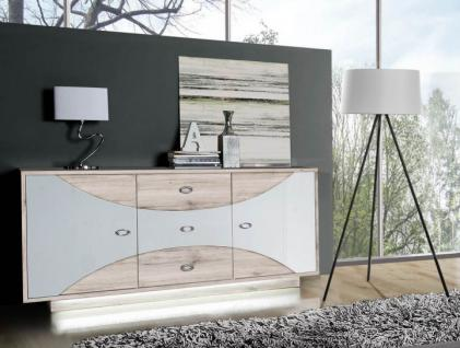 sideboard kommoden wei hochglanz kaufen bei yatego. Black Bedroom Furniture Sets. Home Design Ideas