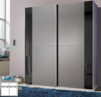 kleiderschrank anthrazit g nstig kaufen bei yatego. Black Bedroom Furniture Sets. Home Design Ideas