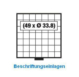 SAFE 6247 BEBA Beschriftungseinlagen Kartoneinlagen Etiketten für MINI Schuber 6207 - Vorschau