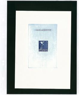 10 x LINDNER MU1405 Multi Collect Banknotenlätter 1 Tasche 185 x 250 mm mit Universal Lochung für Banknoten Papiergeld