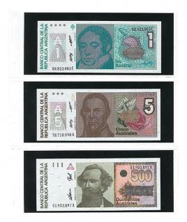 10 x LINDNER MU3103 Multi Collect Banknotenlätter 3 Taschen 185 x 80 mm mit Universal Lochung für Banknoten Papiergeld - Vorschau 1