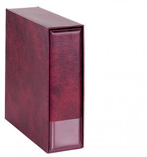 10 x LINDNER MU1347 Glasklare Multi Collect Einsteckblätter 2 Taschen 91 x 250 mm vertikal senkrecht Blocks Blister Folder Münzen - Vorschau 2