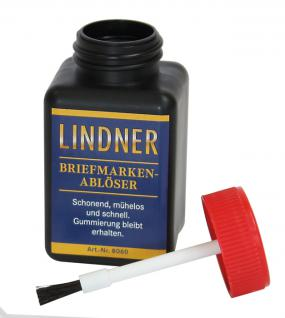 LINDNER 8060 ERNI Briefmarkenablöser Ablöser ohne Wasser 100 ml Flasche - Vorschau 1