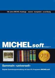 """MICHELsoft Sammeln """"universell"""" - Version 11 - PORTOFREI in Deutschland"""