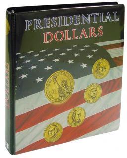 LINDNER 1106PD Münzalbum Presidential Dollars Collection 2006 - 2016 komplett - Vorschau 2