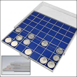 SAFE 6168 BEBA Schubteil glasklarleer für MAXI Schubladen / Münzboxen - Vorschau