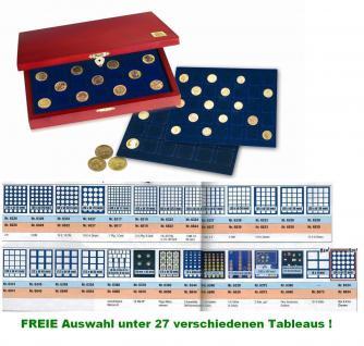 SAFE 5883 Elegance Holz Münzkassetten mit 3 Tableaus FREIE Auswahl aus 27 Modellen