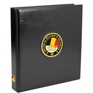 SAFE 7354 PREMIUM MÜNZALBUM KÖNIGREICH BELGIEN UNIVERSAL (leer) zum selbst befüllen bestücken - Vorschau 1