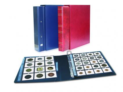 10 SAFE 5413 Compact A4 Münzhüllen Ergänzungsblätter Hüllen Für 2x offizille Euro KMS Kursmünzensätze Sets PP Epalux - Vorschau 2