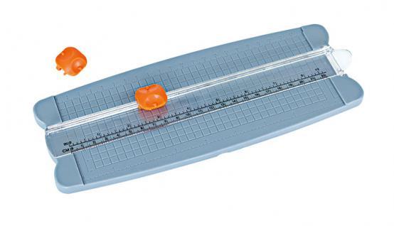LINDNER Schneidegerät Schneidemaschine Pocket Universal 220 mm Schnittbreite