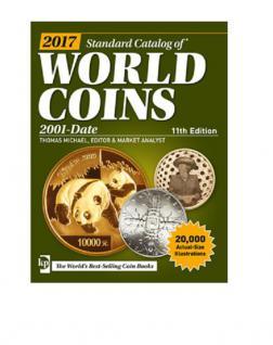 Krause Mhisler Standard Catalog of World Coins 2001 - Date - 2017