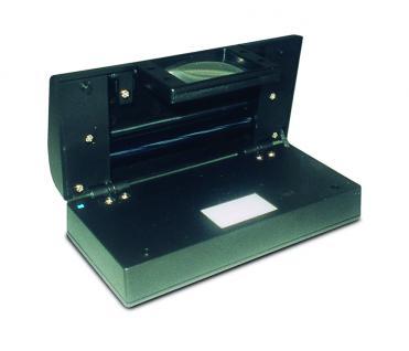 SAFE 1060 UV-MULTI Prüfgerät 4 W UV Licht + Weißlicht + Lupe 2, 5 fach Für Briefmarken Banknoten Geldscheine Kreditkarten Scheckkarten