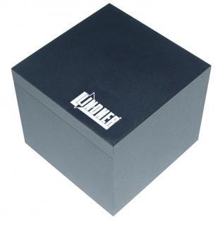 Lindner 7185 Hellfeldlupe 60 mm 2, 5 x fache Vergrößerung mit mattiertem Rand in Geschenkbox - Vorschau 2