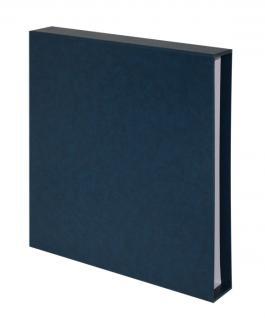 LINDNER 810BY - B - Blau Schutzkassette - Kassette Für Ringbinder 1102Y & 1102L