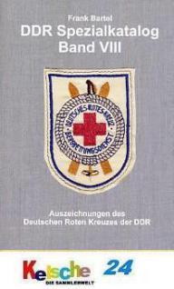 BARTEL Auszeichnungen Deutschen Roten Kreuzes DDR V