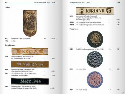 Battenberg Deutsche Orden und Ehrenzeichen 1800-1945 - 2012/2013 19. Aufl. Jörg Nimmergut Katalog - PORTOFREI in Deutschland - Vorschau 3