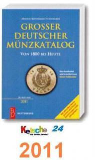 BATTENBERG AKS GROßER DEUTSCHER MÜNZKATALOG 1800-20